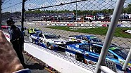 NASCAR Sprint Cup Series - Richmond reinicio de pista