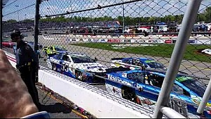 NASCAR Sprint Cup Series - Richmond Restart Trackside