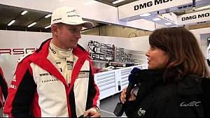 Porsche Motorsport #19 - Nico Hulkenburg Interview
