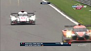 WEC 6 Hours of Spa 2015 Audi #9 door explodes