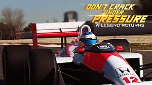 Don't Crack Under Pressure – A Legend Returns [Full Film]