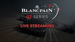 Blancpain Sprint Series - Qualifying Race - Brands Hatch 2015