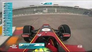 Lucas di Grassi fastest in Free Practice at the DHL Berlin ePrix