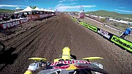 OnBoard with Ken Roczen at Thunder Valley MX - 2015 Lucas Oil Pro Motocross Championship