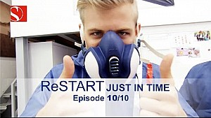 ReSTART: JUST IN TIME (10/10) - Sauber F1 Team documentary