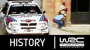 WRC - Rally Italia Sardegna 2015: History Clip