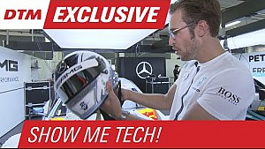 Safety First w/ Maximilian Götz – Show Me Tech! – DTM Lausitzring 2015