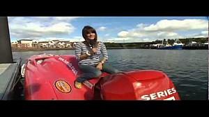 2006 Honda Formula 4-Stroke powerboat Series Tyneside-225hp