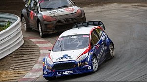TouringCar Final: Germany RX - FIA World Rallycross Championship