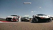 Qualifying Race highlights - Moscow - Blancpain Sprint Series