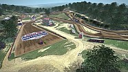 2015 Spring Creek mx Animated Track Map