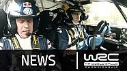 Rallye de Finlande - ES14 à 16