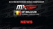 2015 MXGP of Belgium highlights
