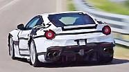 Ferrari F12 Speciale - Première indication sonore!