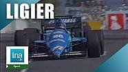 Ligier et le moteur Renault en Formule 1