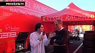 Entrevista a Pietro Zullino del Kessel Racing Ferrari en el Campeonato GT Open 2013 by PRMotor TV