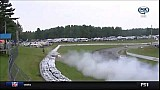 John Wes Townley crashes at Mosport