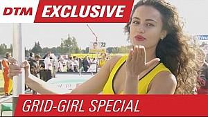 Grid-Girl Special - DTM Moskau 2015