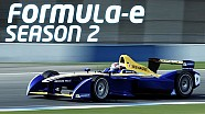 Официальный анонс второго сезона Формулы Е
