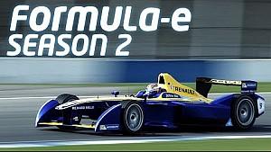 Teaser - Formula E Season 2 Is Coming…