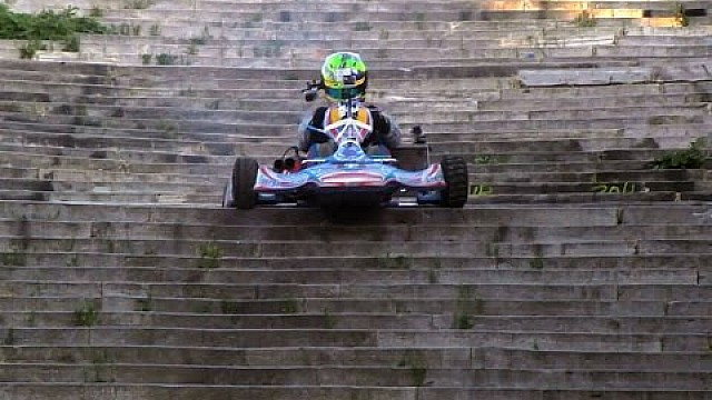 Gymkhana 7 Kart: City Karting Edition: Greek Vendetta
