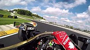 On Board - Un tour de Road America en vue casque avec James Hinchcliffe