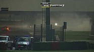 2015 BlancPain GT Laurens Vanthoor Crash Hard at Misano