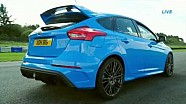 Stunt driver Ben Collins discusses the Ford Performance line up + Focus RS