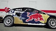 Red Bull Global Rallycross 2015: Ford Fiesta Preview