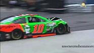 NASCAR: Danica Patrick mit Crash