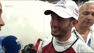 José María López wins race 1 in Thailand