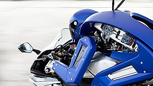 2015 new Yamaha MotoBot Concept Version 1 'To The Doctor'