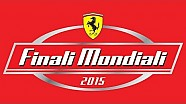 Мировой финал Ferrari. Вторая гонка Ferrari Challenge Европа Coppa Shell / Северная Америка