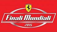 Ferrari Challenge Trofeo Pirelli - Weltfinale