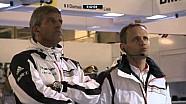 Carrera épica entre Audi y Porsche