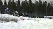 Ралли Швеция 2015. СУ19-20