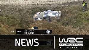 Wales Rally GB 2015: Stages 1-3