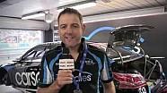 F4 Drivers VIP Garage Tour - Nissan Motorsport: V8 Supercars Championship 2015
