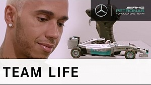 The Man Behind the Champion with Lewis Hamilton - Past