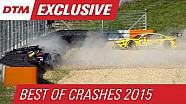 Best of Crashes - DTM Season 2015