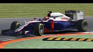 iRacing F1 Action at Monza: Mclaren mp4-30