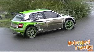 ADAC Rallye Deutschland 2015 video diary part 2