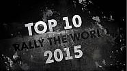 Top 10 Films 2015   WRC 2015: VW RALLYTHEWORLD
