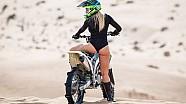 Дюны 2. Гонщики Monster Energy развлекаются в калифорнийской пустыне