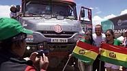 فريق مشروع بونفر داكار - المرحلة الخامسة