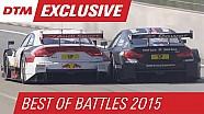 DTM 2015: Die besten Zweikämpfe
