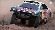 Dakar 2016: Sebastien Loeb fährt sich fest