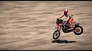 Team HRC Dakar rally 2016 Stage 8