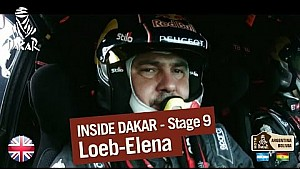 Stage 9 - Inside Dakar 2016 - LOEB-ELENA