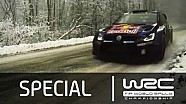 ¡Rally Monte-Carlo: un evento legendario del WRC!